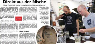 Presseartikel Hersbrucker Zeitung August 2019